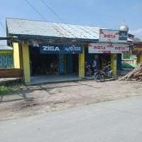BRI Tebing Tinggi - 3a. Tanah seluas 4.100 m2 dan bangunannya, di Desa/Kel. Paya Lombang, Kecamatan Tebing Tinggi, Kabupaten Serdang Bedagai