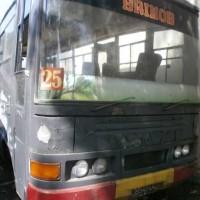2 kendaraan bermotor kondisi rusak berat/besi tua di Kabupaten Pasuruan