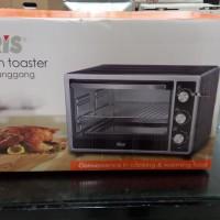 Lot 7 : 1 (satu) unit Oven Toaster (Pemanggang) merk Kris, di Balikpapan