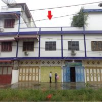 Mandiri Lelang Ulang Lot 1, tanah seluas 80 m2 berikut bangunan diatasnya di Jalan T. Hasyim, Kelurahan Bandar Sono, Kecamatan Padang Hulu