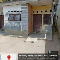 PNM P.Siantar- Sebidang tanah seluas 89M2 berikut bangunan diatasnya di Desa Kandangan Kec. Pematang Bandar