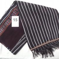 LOT15. 1 (SATU) BUAH  TENUN ULOS DAIRI POLANG-POLANG UKURAN 90 X 160 CM,  (DEKRANASDA SUMUT)