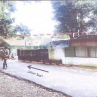 [MANDIRI] Satu bidang tanah dengan luas 498 m2 berikut bangunan sesuai SHM 836 di Kabupaten Nabire