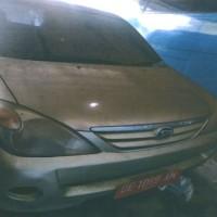(BKKBN) 1 unit Mobil Daihatsu Xenia No.Pol DE 1069 AM tahun pembuatan 2005 kondisi Rusak Berat