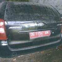 (BKKBN) 1 unit Mobil Toyota Avanza No.Pol DE 1154 AM tahun pembuatan 2006 kondisi Rusak Berat