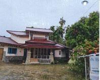 BCA PKU, T/B seluas 696 M2 sesuai SHM No. 1294 terletak di Jl.Pembangunan Gg. Dallek Kel. Umban Sari  Kec. Rumbai Kota Pekanbaru