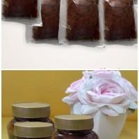 UMKM Teguh (2.1) : Paket terdiri dari 2 ( dua) kg Abon Ayam dan 4 (empat) cup Sambal Jambal