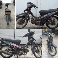 Kejari Kab. Probolinggo 1b) Sepeda motor merk Yamaha Vega tanpa nopol warna hitam tanpa STNK dan BPKB