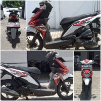 Kejari Kab.Probolinggo Lot 13) Sepeda motor merk Honda Beat nopol N-6445-WB tahun 2016 warna merah putih tanpa STNK maupun BPKB