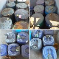 Kejari Kab.Probolinggo Lot 18) Drum berisi Tinner/Kondensat dan Dirijen berisi BBM jenis Premium