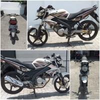 Kejari Kab.Probolinggo Lot 20a) Sepeda motor merk Yamaha Vixion nopol W-4149-ZT warna putih tanpa STNK maupun BPKB