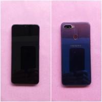 Kejari Kab.Probolinggo Lot 24) Hand Phone merk Oppo F9 warna ungu