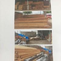 Polda Kalsel-kayu olahan berbagai jenis dan ukuran berupa ; kelompok meranti dan kelompok rimba campuran