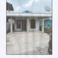 1 bidang tanah dengan luas 275 m2 berikut bangunan yang berdiri diatasnya di Kabupaten Kutai Kartanegara