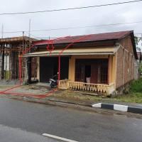 PT. BRI Kantor Fungsional Aceh-Tanah seluas 121 M2 berikut bangunan rumah diatasnya sesuai SHM No. 313 An. Siti Aisyah.