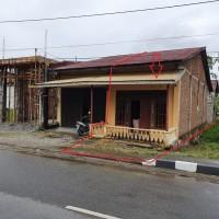 PT. BRI Kantor Fungsional Aceh-Tanah seluas 156 M2 berikut bangunan rumah diatasnya sesuai SHM No. 00964 An. Riski Handayani.