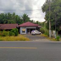 [bank sumut syariah p.siantar] 1. tanah luas 1.099 M2 berikut bangunan di Jl.HM.Said Kel.Perdamean.Rantau Prapat