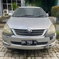 KPP Pratama Medan Petisah, Satu unit mobil Toyota Innova G Thn 2005 Nopol BK 789 H