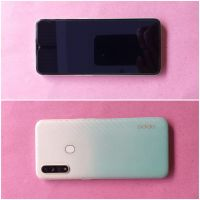 Kejari Kab.Probolinggo Lot 36) Hand Phone merk Oppo warna biru