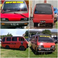 Kejari Kab.Probolinggo Lot 37a) Mobil merk Daihatshu S88 nopol N-2107-WA tahun 1989 warna merah beserta BPKB dan STNK