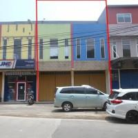BRI PIK : 2 bidang  tanah+bangunan dijual satu paket SHM No.35, luas 53 m2 dan SHM No.36/KoangJaya, luas 54 m2.