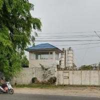 1. 3 bidang tanah berikut bangunan terletak di jalan Medan ke Lubuk Pakam desa tanjung baru Deli Serdang