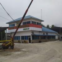 3. 8 bidang tanah berikut bangunan di atasnya di desa stabat lama barat Kabupaten Langkat