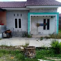 [bank sumut syariah p.siantar] 7. tanah luas 95 M2 + bangunan di Perumahan Griya Mahoni Asri Blok C No. 05 Tanjung Balai