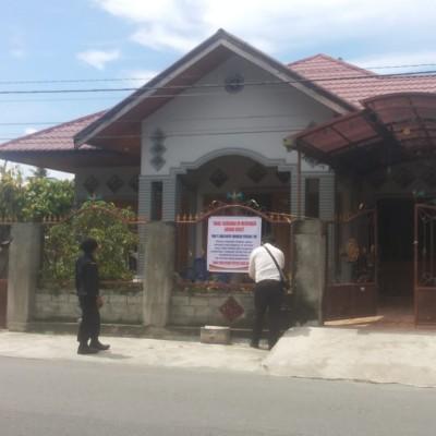 1 (satu) bidang tanah seluas 466 M2 terletak Desa/Kelurahan Uentanaga Atas, Kecamatan. Ampana Kota, Kabupaten Ampana BRI POSO
