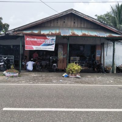 1 (satu) bidang tanah seluas 406 M2 terletak Desa/Kelurahan Lamberea, Kecamatan Bungku Tengah, Kabupaten Morowali BRI POSO