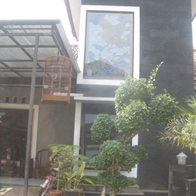 PT Bank Danamon: Tanah&bangunan SHM ZNo. 1889 luas 155 m2, di Perum Pamenang, Kel. Sidomulyo, Kec. Ungaran Timur, Kab. Semarang