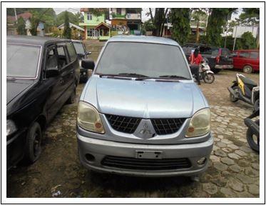Pemkab Mentawai Lot 8, 1 (satu) unit  Kendaraan Roda 4 Mitsubishi Kuda VA1WGLX, Thn 2004, Nopol BA 34 U Warna Silver, BPKB dan STNK ada