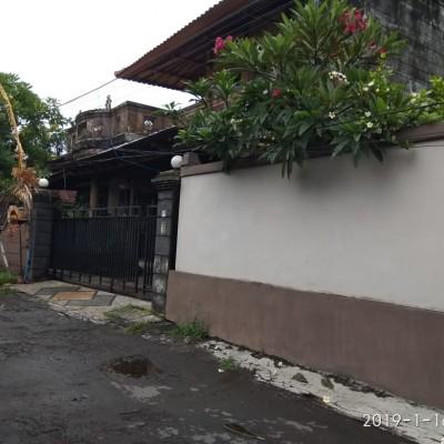 1 (satu) bidang tanah dan bangunan, SHM No.1600, terletak di Denpasar (BCA Kanwil IV Denpasar)