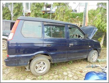 Pemkab Mentawai Lot 9, 1 (satu) unit  Kendaraan Roda 4 Mitsubishi/Kuda Deluxe, Thn 2004, Nopol BA 15 U Warna Silver BPKB dan STNK ada