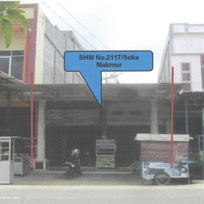 4. P.T. Bank Mandiri SME & MCR Regional II/Sumatera 2 melelang sebidang tanah seluas 177 m2 SHM No.2117 Kota Jambi