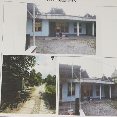 BPR:T/B SHM 1517 lt 905 m² di Ds Pulorejo Kec Purwodadi Kab Grobogan