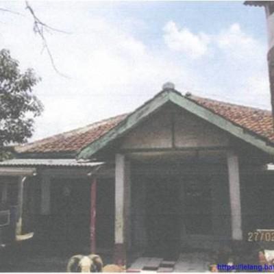 MANDIRI : T&B SHM No. 02922, LT. 196 m2, Jl. Galumpit, Cileunyi Kulon, Kec. Cileunyi, Kab. Bandung