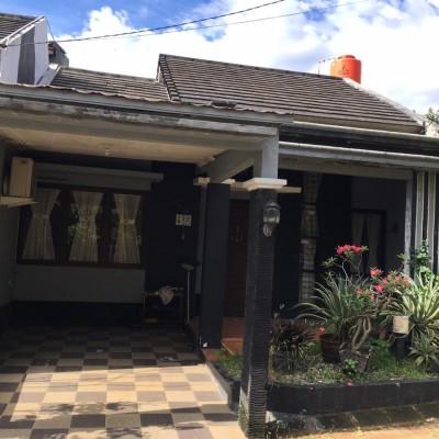 CIMB Niaga : Tanah + Bgn SHM No.7765 seluas 99 m2 di Perum. Puri Gading Depok Residence Kel.Sukamaju Baru, Kec.Tapos, Kota Depok