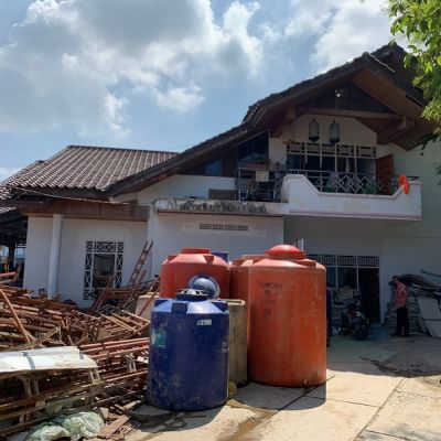 [BNI RRR]3. Sebidang tanah luas 660 m2 & bangunan SHM No. 622 di Jalan Yayasan IV, Ilir Timur II, Palembang