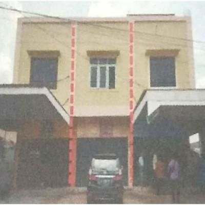 [BNI RRR]4.1. Sebidang tanah luas 100 m2 & ruko SHM No.10915 di Jl. Mayor Zurbi Bustam No.3922B-Sukarami-Palembang