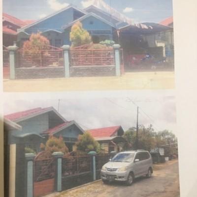1. Tanah uas 150 M 2 , berikut bangunan diatasnya, di Sungai Binjai Rt. 9, Kel. Handil Bakti, Kec.Alalak, Kab. Barito Kuala, Kalsel