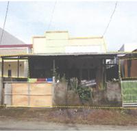 Sebidang tanah luas 161 berikut bangunan SHM No 05414 di Perumahan Griya Paniki Indah JL Mawar E No 09 Manado