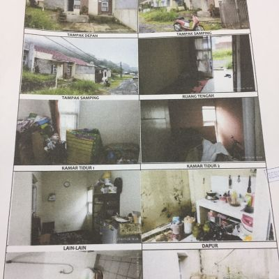 BJB Padalarang: TB SHM No.547 luas 96m2 di Komp.Bumi Cempaka Asri Blok L2 No.4 Ds. Cempaka Mekar, Kec. Padalarang, Kab. Bandung Barat