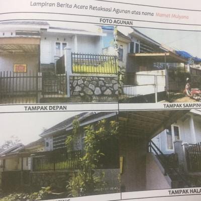 BJB Padalarang: TB SHGB No.1273 luas 123m2 di Komp. Bentang Padalarang Blok C9 No.10 Ds. Jayamekar, Kec. Padalarang, Kab. Bandung Barat