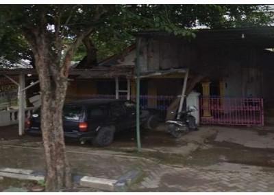 Sebidang tanah & bangunan, SHM No. 508 luas 339 m2 terletak di Ds./Kel. Ledokwetan, Kec./Kab. Bojonegoro (BRI Bojonegoro)