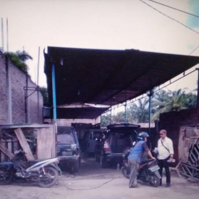 BRI TT 2b. Sebidang tanah seluas 200 m2 sesuai SHM 92 terletak di Desa Tanjung Seri Kec Sei Suka Kab Batu Bara