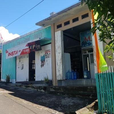 4. BRI Ternate melelang 2 (dua) bidang tanah dijual dalam satu paket, SHM No.651 dan SHM No.673 di Kelurahan Tofure, Kecamatan Ternate Utara