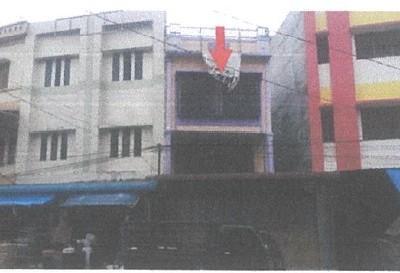 [bank mandiri] 2b. Tanah luas 146 m² + bangunan di Jl. Glugur Kel Sirandorung Kec Rantau Utara Kab Labuhanbatu SumUt