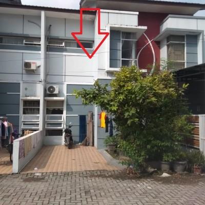 Bank Permata-Tanah seluas 108 m2 dan bangunannya di Jl. Pengabdian, Komp. Graha Pengabdian No.10, Desa Bandar Setia, Kec. Percut Sei Tuan