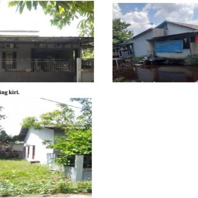 BTPN 1A : Tnh + Bgn SHM No. 4230  LT 297 m2 di Jl. Rasau Jaya Komp. Garden City Kuala Dua Kab. Kubu Raya